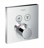 Термостат Hansgrohe ShowerSelect 15763000 для душа 15763000